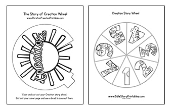 creation craft ideas for creation story creation preschool printables christian preschool printables 7649