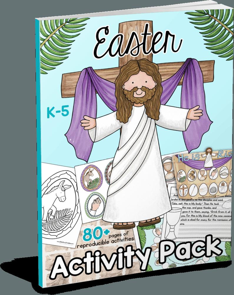 Easter Bible Printables Christian
