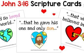 Valentine S Day Bible Printables Christian Preschool Printables