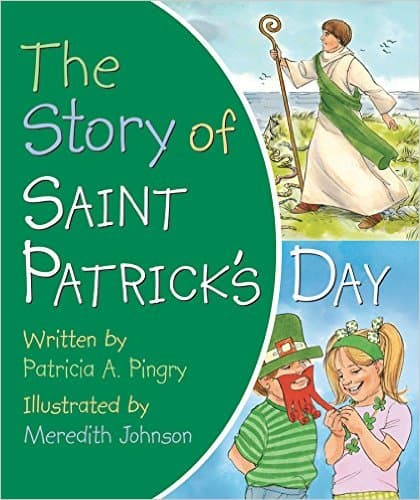 St. Patrick\'s Day Bible Printables - Christian Preschool Printables