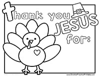 Thanksgiving Bible Coloring Pages - Christian Preschool ...
