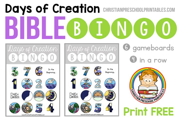 picture relating to Bible Bingo Printable identify Output Bible Bingo Video game - Christian Preschool Printables