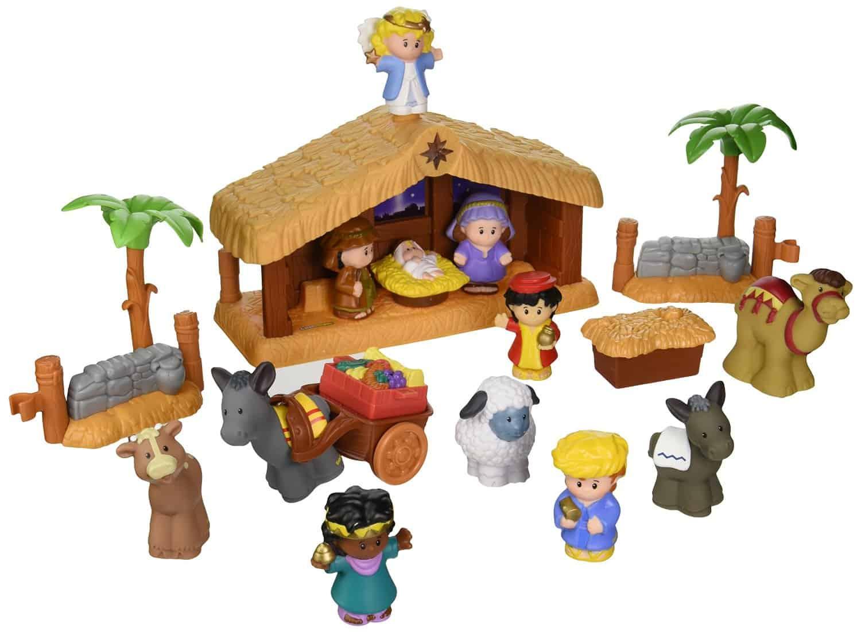 NativityPlayset