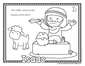 free bible abc coloring pages  christian preschool printables