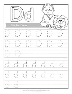 free bible handwriting pages christian preschool printables. Black Bedroom Furniture Sets. Home Design Ideas