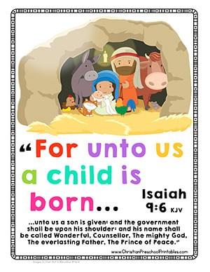 christmas bible verses for preschoolers bible verse printables christian preschool 776