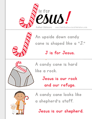 j is for jesus minibook