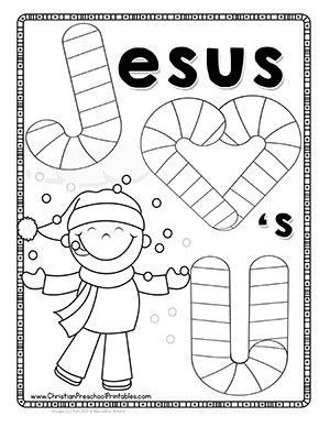 candy cane bible printables christian preschool printables. Black Bedroom Furniture Sets. Home Design Ideas
