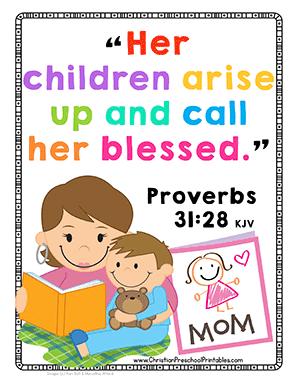 mother s day bible printables christian preschool printables
