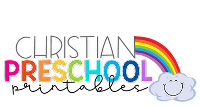 Christian Preschool Printables logo