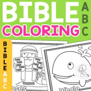 BibleABCColoring