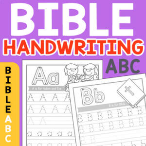 BibleABCHandwriting