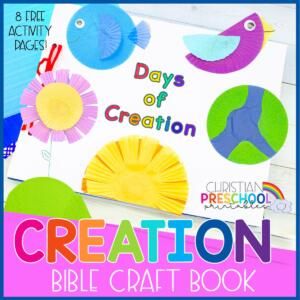 DaysOfCreationBibleCrafts