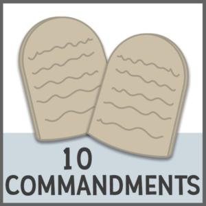 TenCommandmentsPrintables